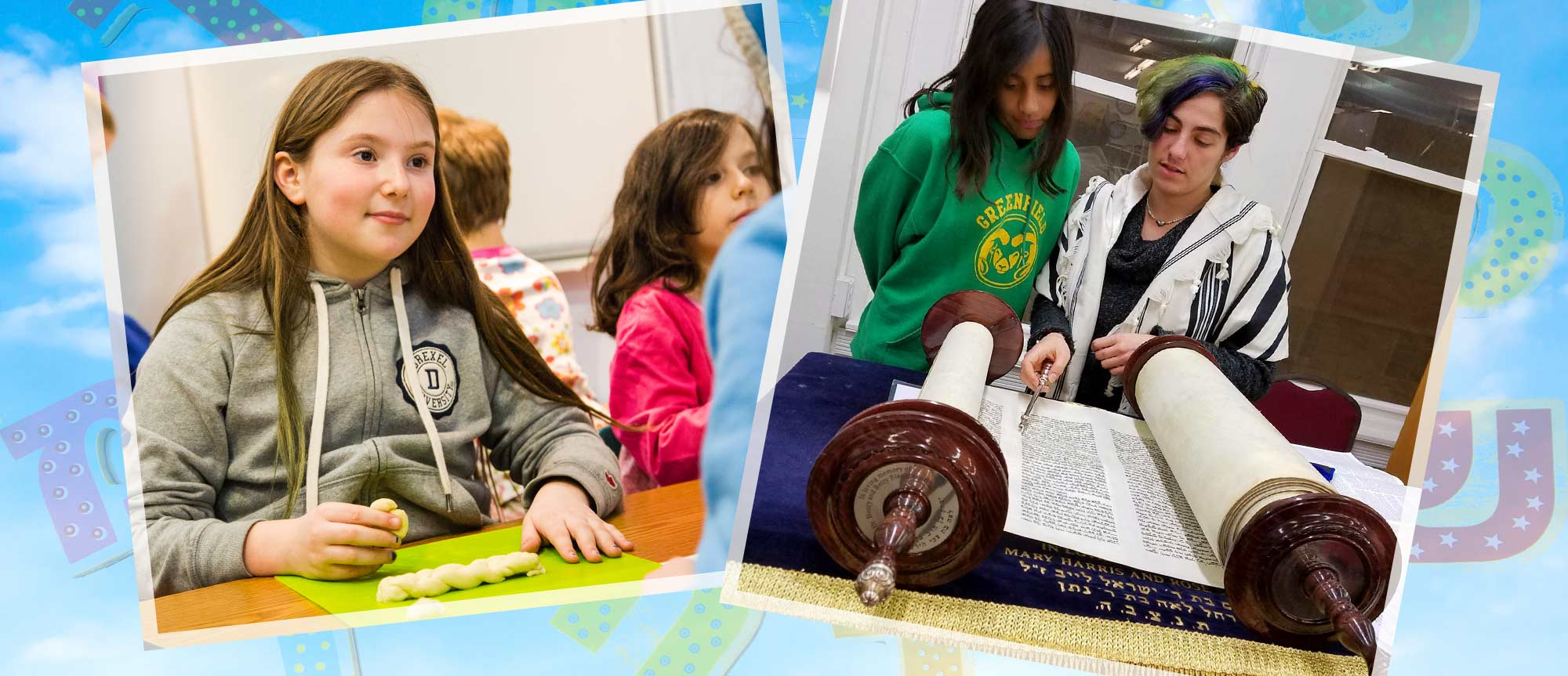 BMitzvah Learning at Makom Community