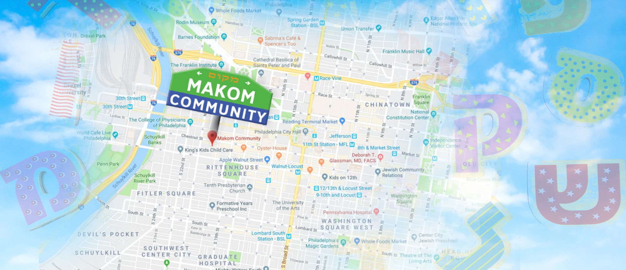 Makom Community Location: Center City Philadelphia