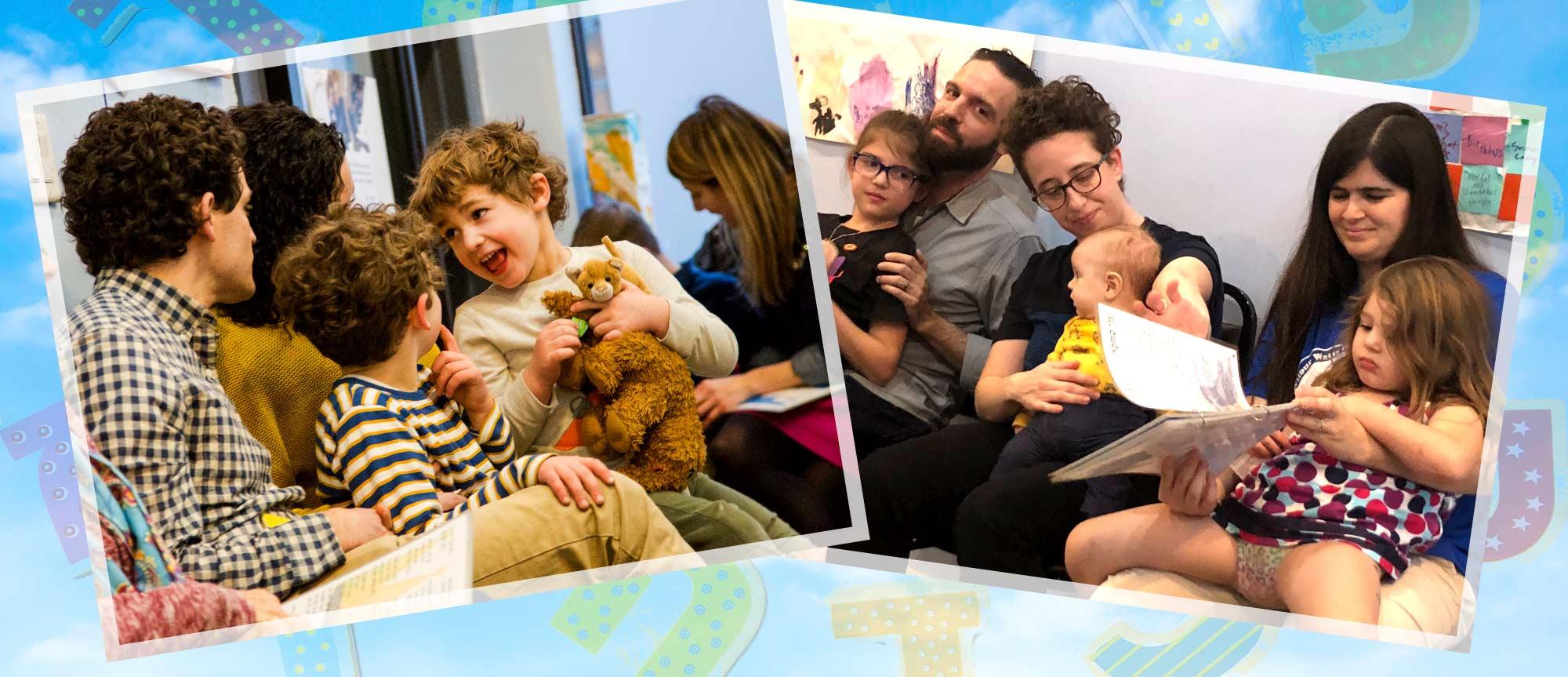 Parent Learning Circles at Makom Community