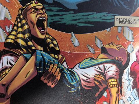 Was Pharaoh afraid of plagues?