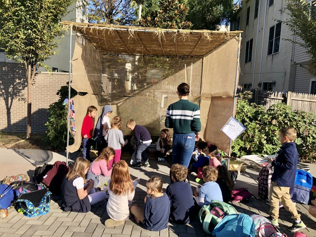 Welcoming and Resilience: A Sukkot Story