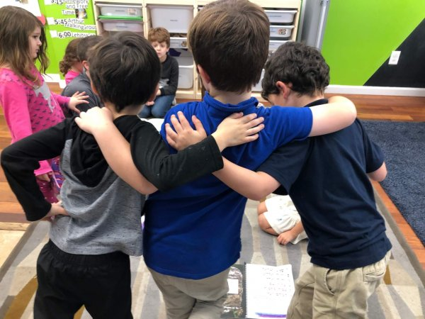 Peace, Love, and Makom Community