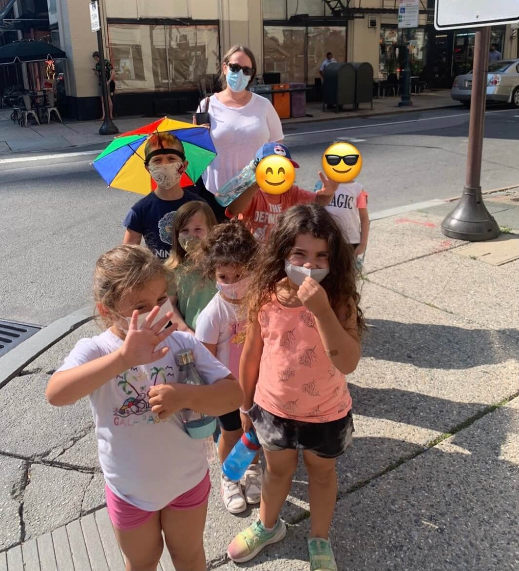 Science Is Cool! | Center City's Last Week of School's Out Camp